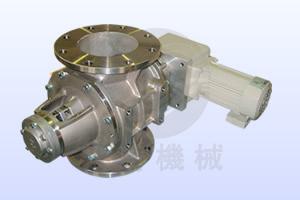 日本大野机械星形给料阀直联式产品图